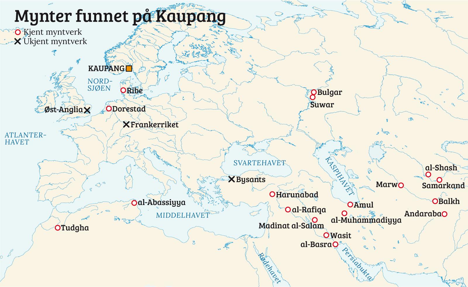 kart over hav i europa Kart   Norgeshistorie kart over hav i europa